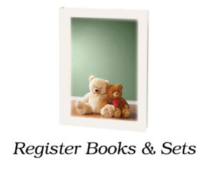 Register Books / Sets